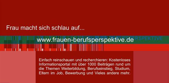 Postkarte frauen-berufsperspektive.de