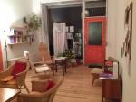 vorderer Caféraum des FrauenNachtCafés