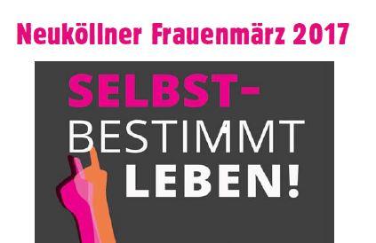 Neuköllner Frauenmärz 2017
